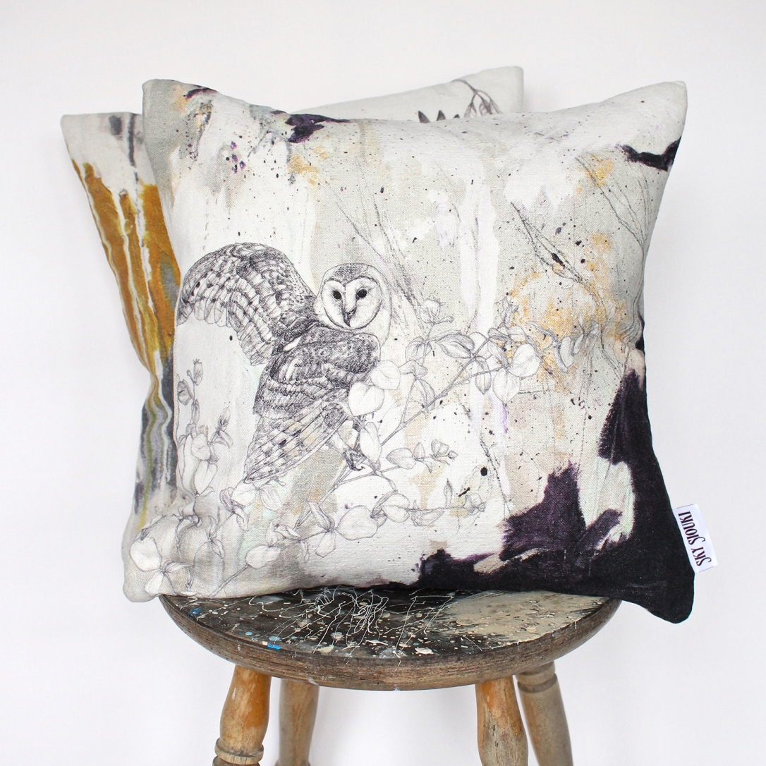 barn-owl-cushion